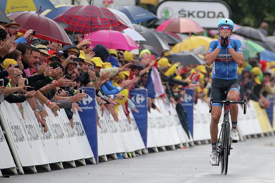 Le Tour De France 2014 - Stage Nineteen Photograph by Doug Pensinger