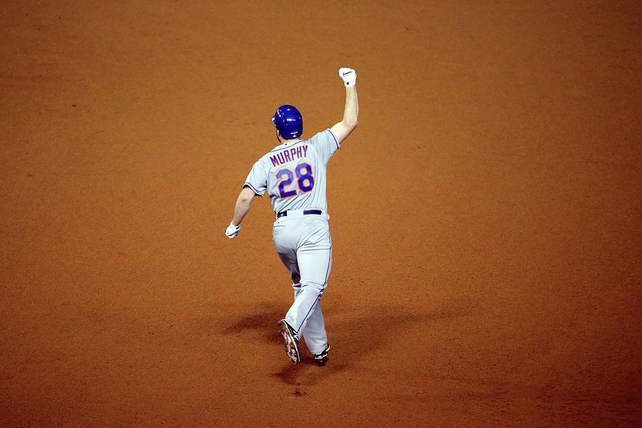 League Championship Series - New York Photograph by Jon Durr