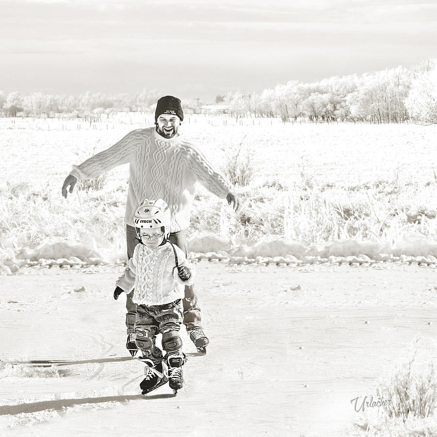 Learn To Skate by Elizabeth Urlacher