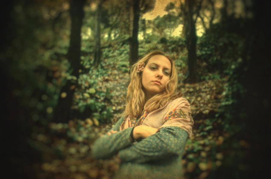 Portrait Photograph - Leaving Eden by Taylan Apukovska