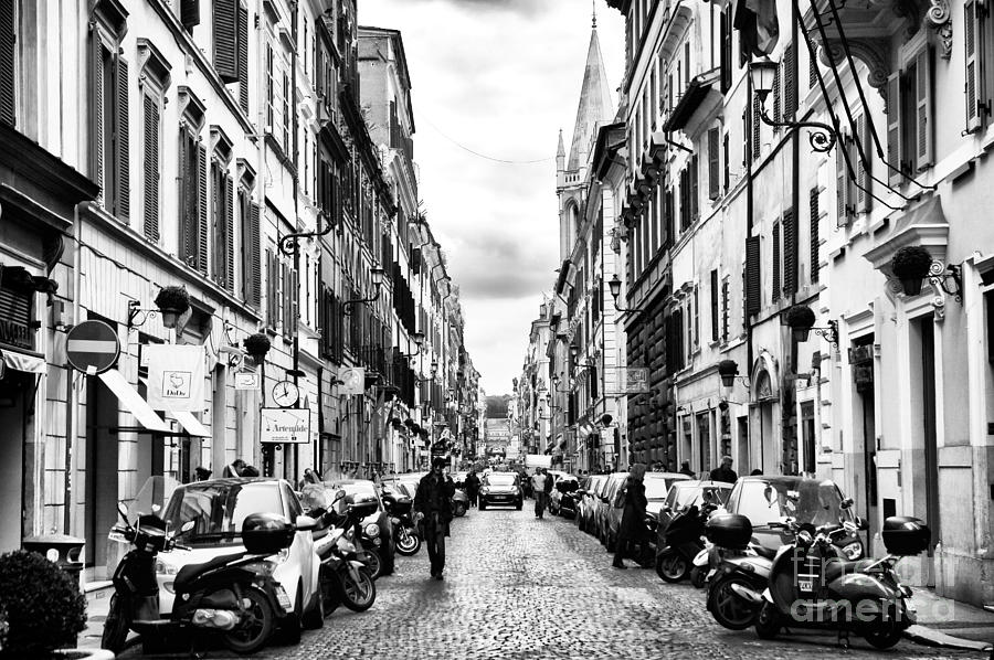 Europe Photograph - Leaving Popolo by John Rizzuto