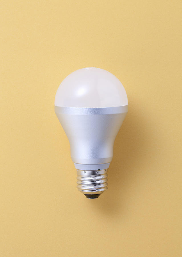 Led Bulb Photograph by Imagenavi