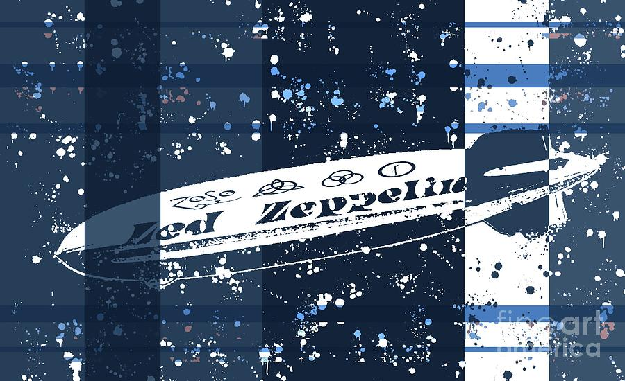 Led Zeppelin Blues by RJ Aguilar