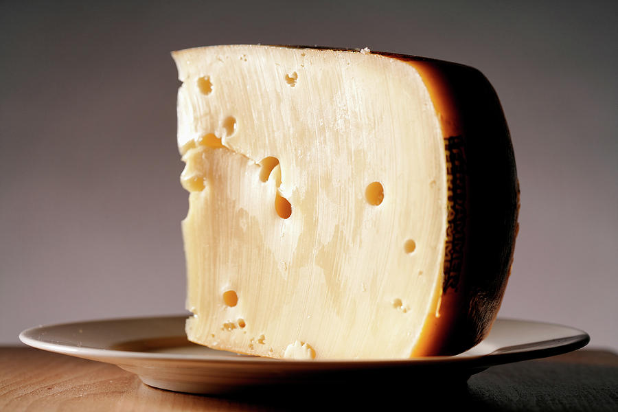Horizontal Photograph - Leerdammer Cheese, Prague, Czech by Panoramic Images