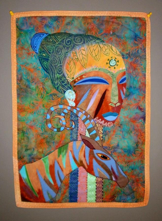 Quilts Tapestry - Textile - Legacy by Linda Egland