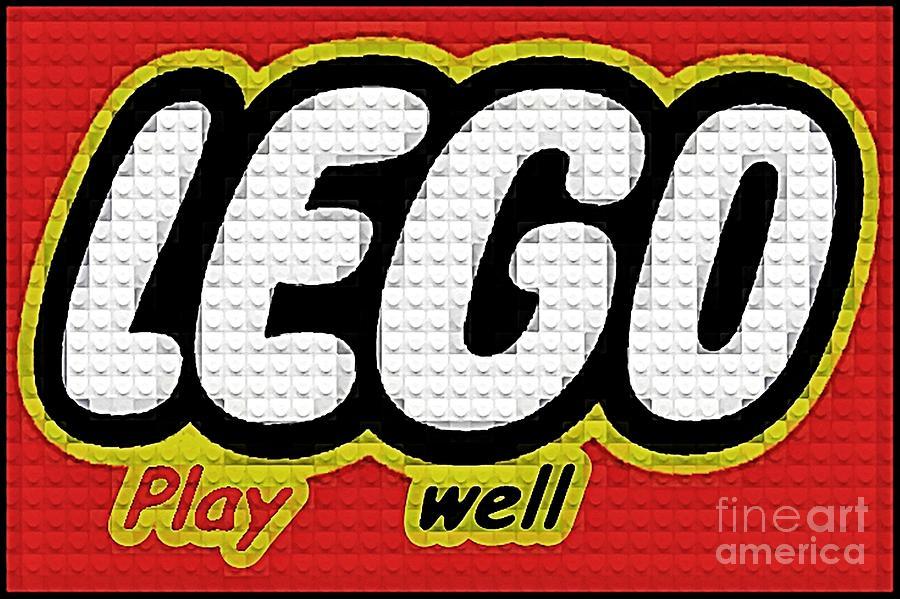 Lego Photograph - Lego Play Well by Scott Allison