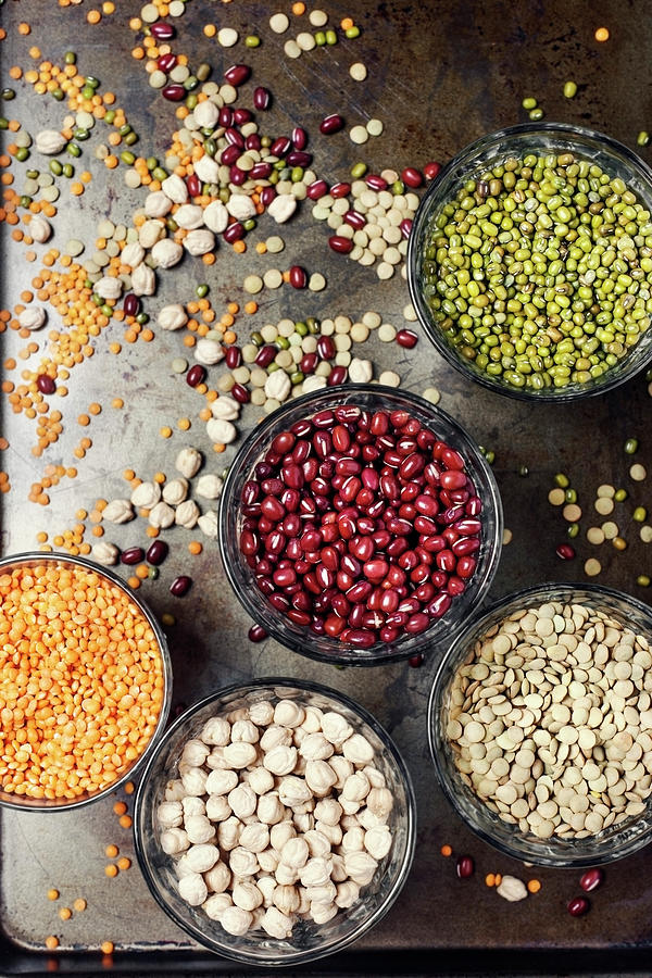 Legumes Photograph by Claudia Totir