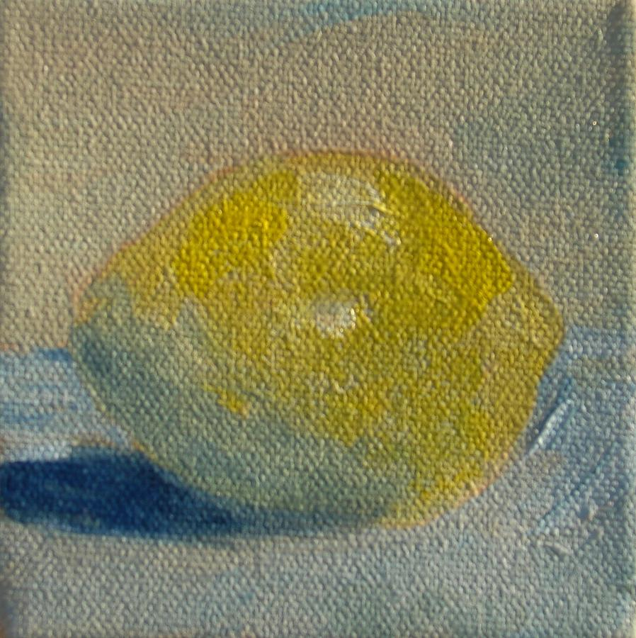 Lemon no 1 by Joseph Hawkins