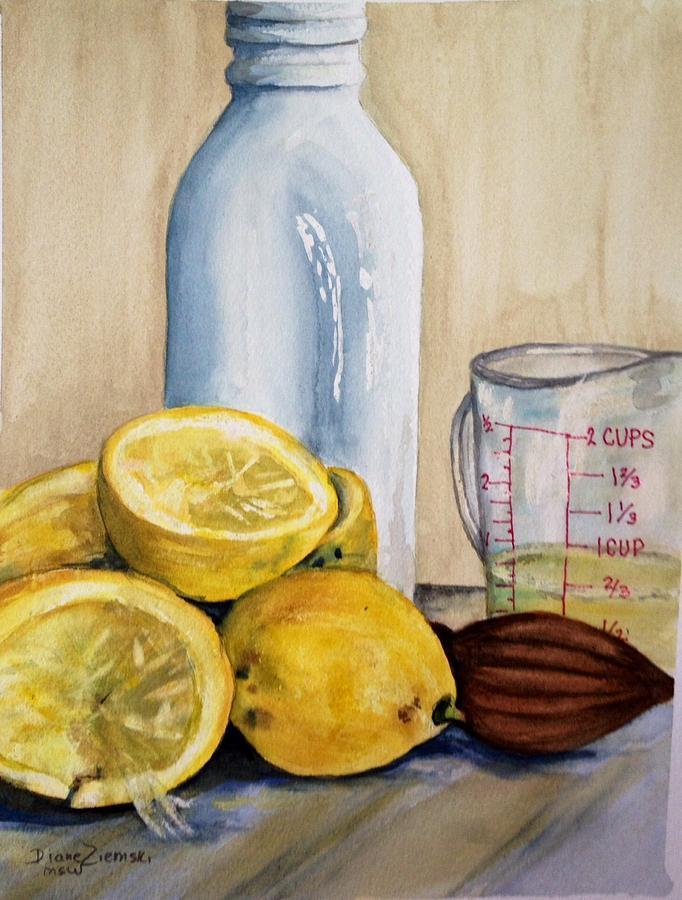 Lemonade by Diane Ziemski
