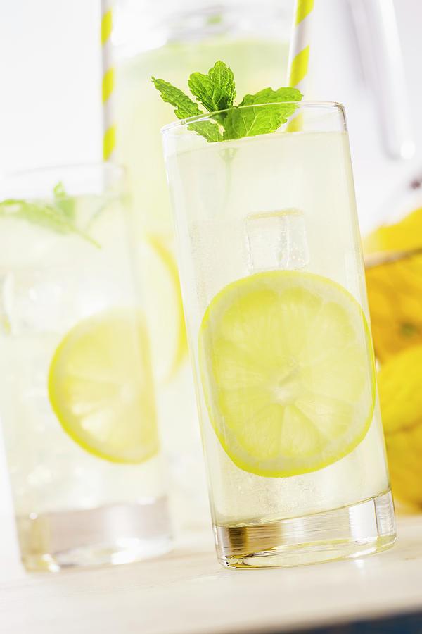 Lemonade Photograph by Gmvozd