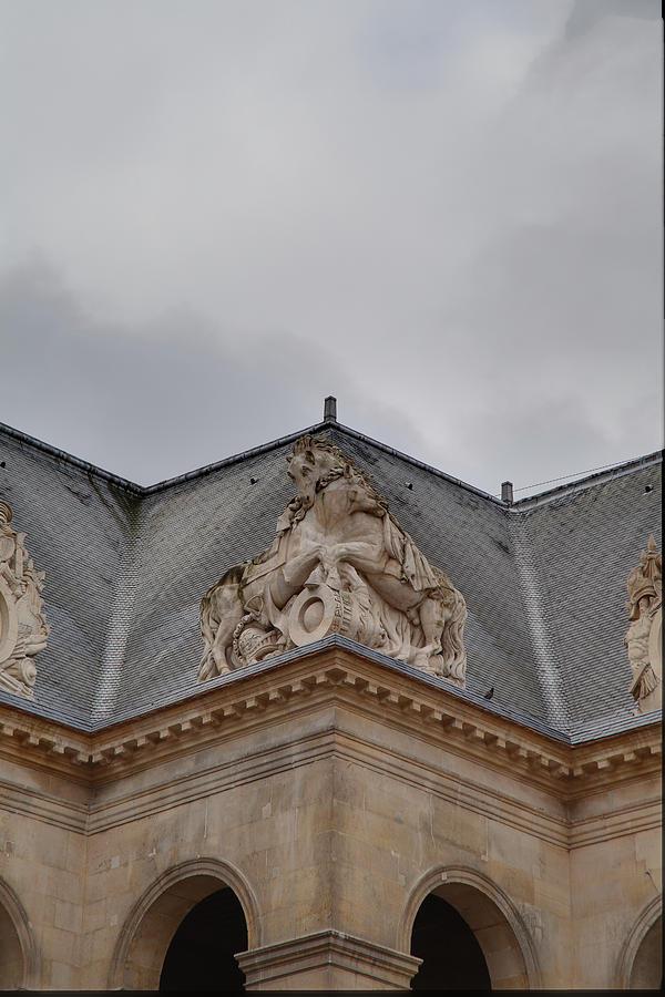 Paris Photograph - Les Invalides - Paris France - 011314 by DC Photographer