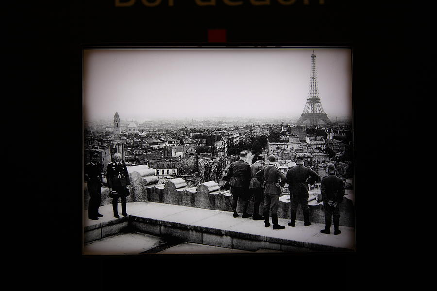 Paris Photograph - Les Invalides - Paris France - 011367 by DC Photographer