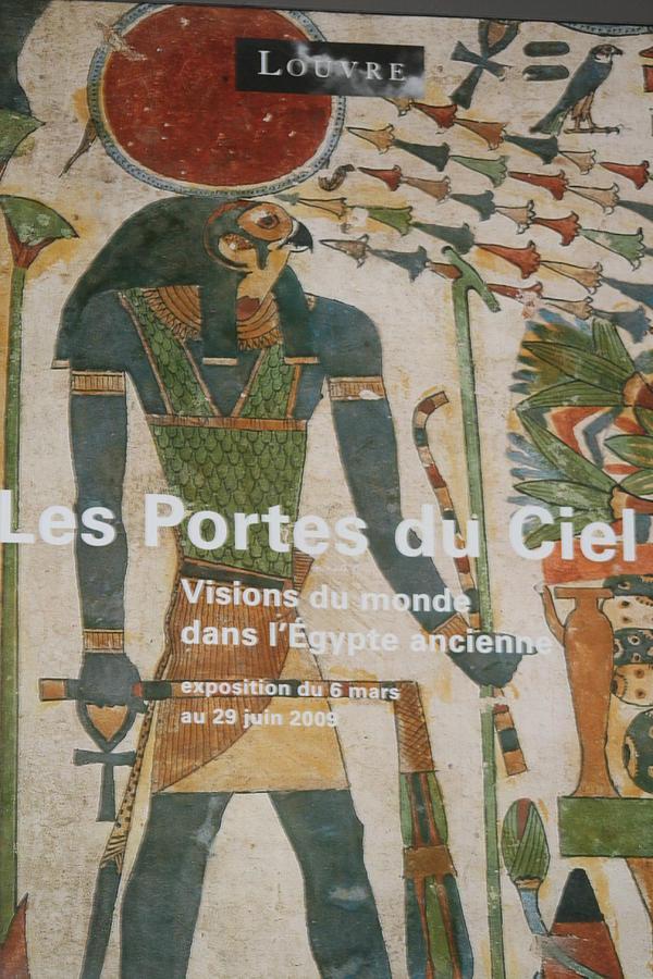 Egyptian Photograph - Les Portes Due Ciel by Phoenix De Vries