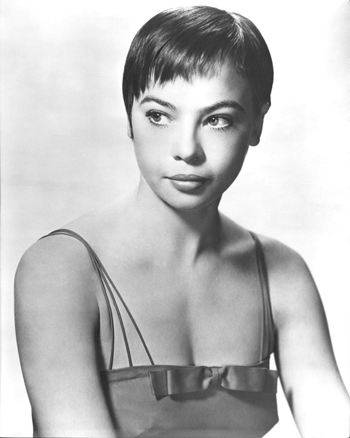 leslie caron as gigi