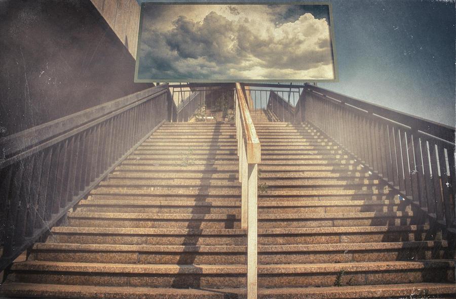 Surreal Photograph - Lestnitsa by Taylan Apukovska