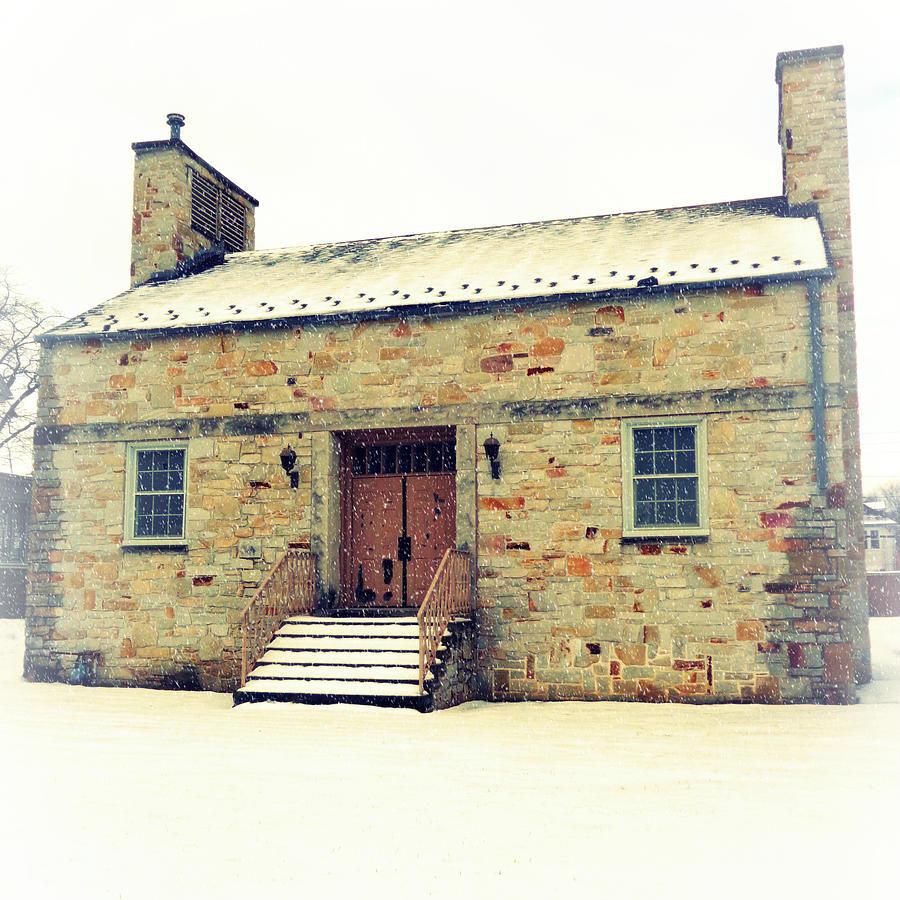 Harrisburg Photograph - Let It Snow by Joseph Skompski