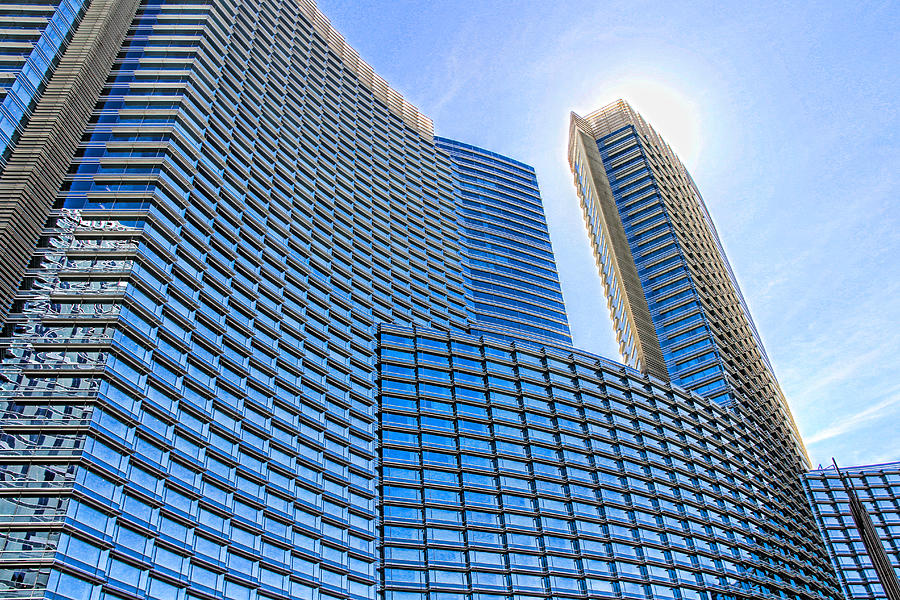 Buildings Photograph - Let The Sun Shine by Tammy Espino