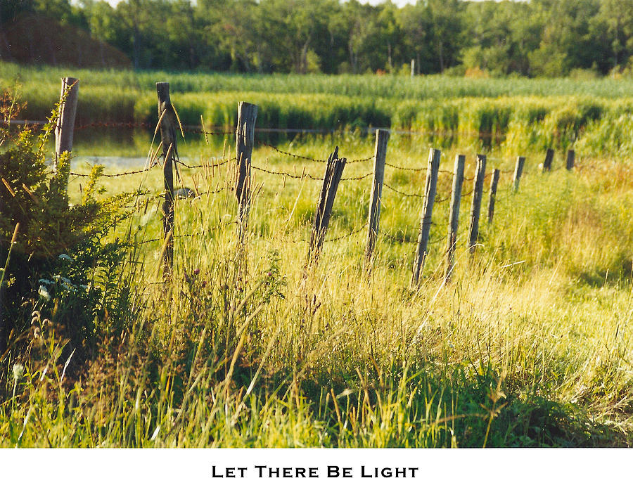 Landscape Photograph - Let There Be Light by Lorenzo Laiken