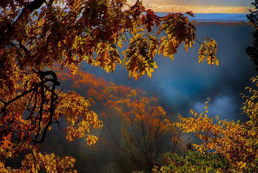 Landscape Photograph - Letchworth 1 by Kevin Colton