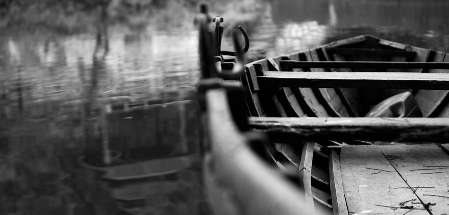 Boat Photograph - Lets Boat by Ankeeta Bansal