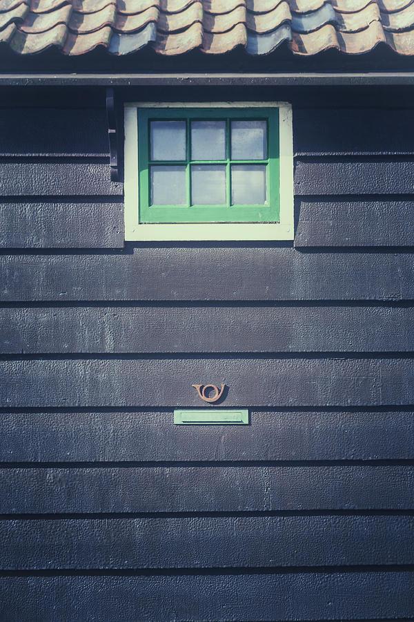 House Photograph - Letter Box by Joana Kruse