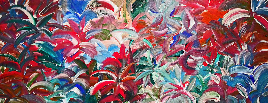 Bright Painting - Letz Dance by Cyryn Fyrcyd