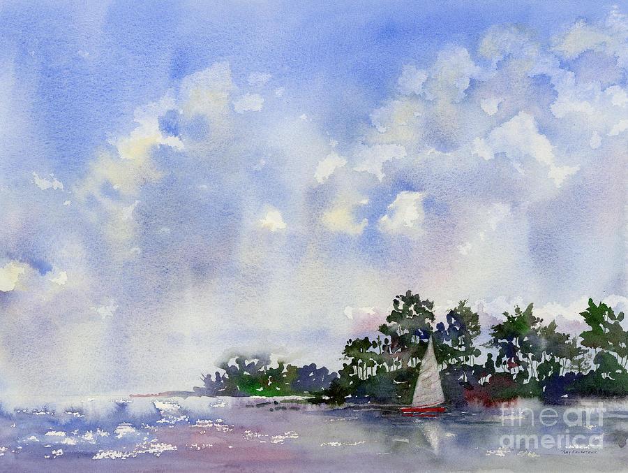 Leeward The Island Painting