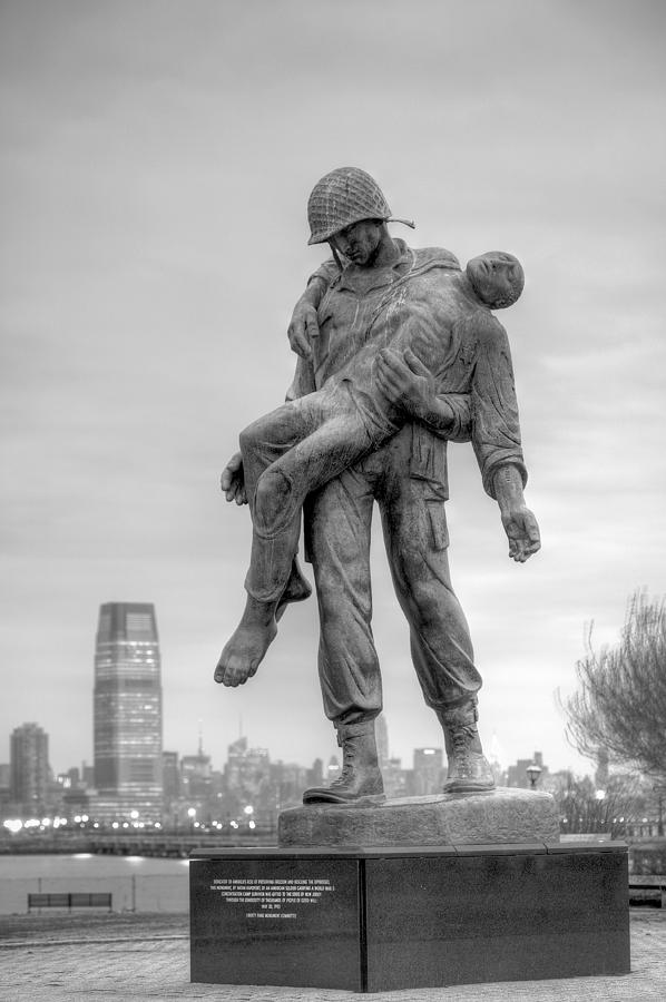 Liberation Memorial Photograph - Liberation  by JC Findley