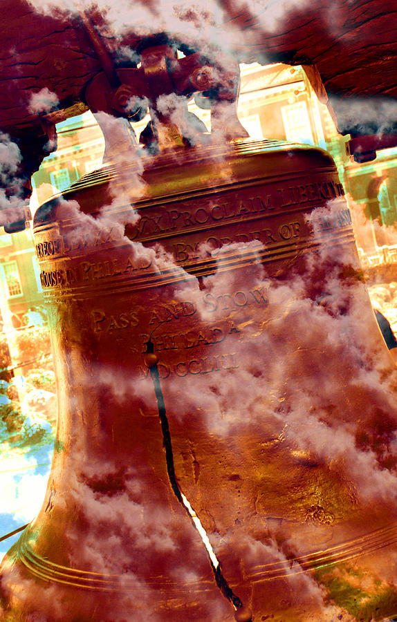 4th Of July Photograph - Liberty Bell 3.1 by Stephen Stookey