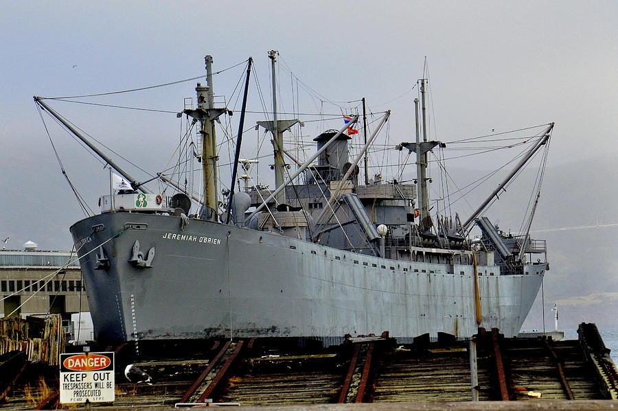 Liberty Ship Museum Photograph By Caroline Stella