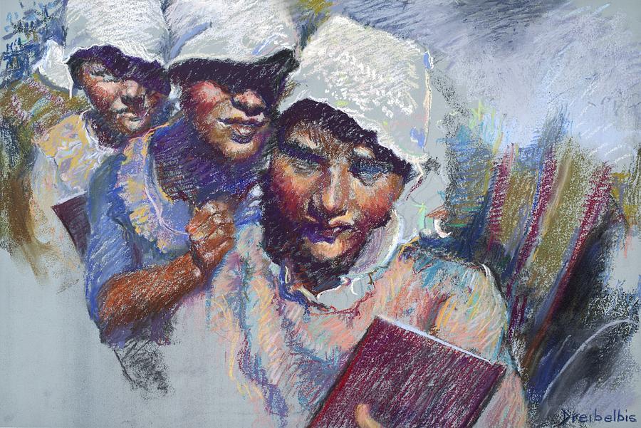 Library Day by Ellen Dreibelbis