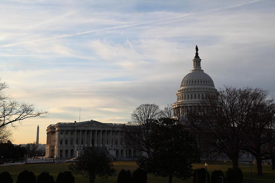Washington Photograph - Library Of Congress - Washington Dc - 011325 by DC Photographer