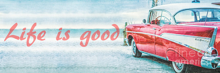 1957 Photograph - Life Is Good by Edward Fielding