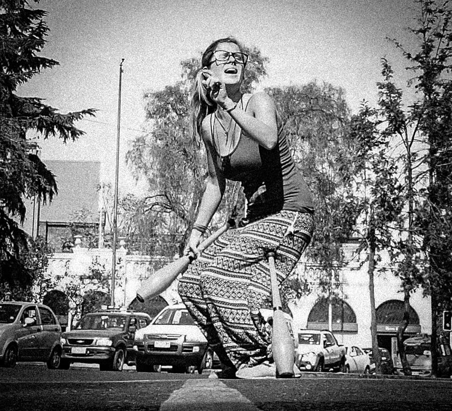 Santiago Photograph - Life Is Good by Tyler Lucas