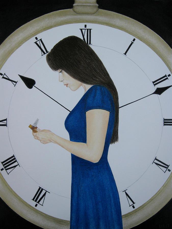 Life Painting - Life by Lynet McDonald