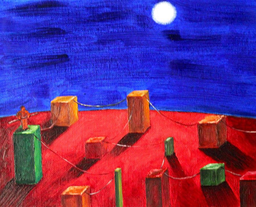 Life Painting - Life by Margarita Gokun