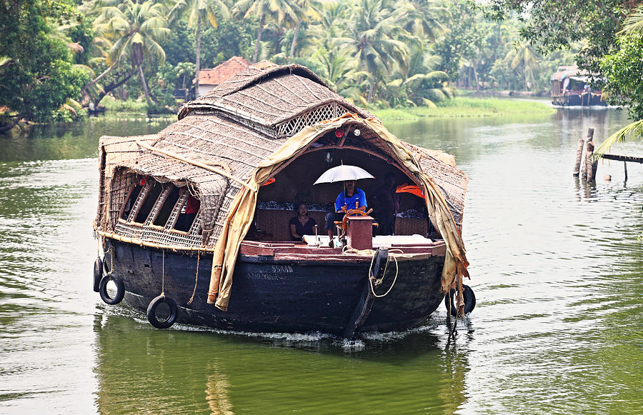 Life on the backwaters by Paul Cowan