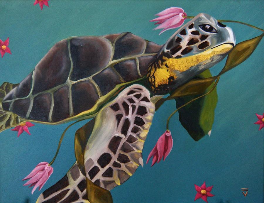 Life Under the Sea by Victoria Dietz