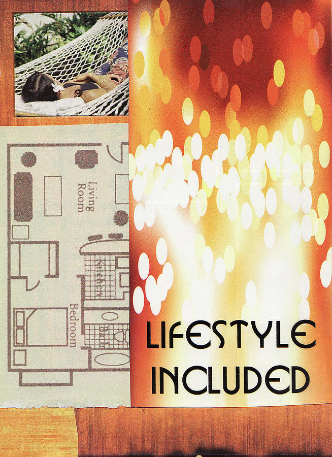 Lifestyle Mixed Media - Lifestyle Included by Matthew Hoffman