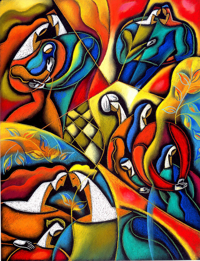 Lifestyle Painting by Leon Zernitsky