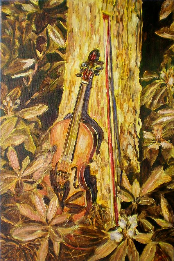 Light And Music Painting