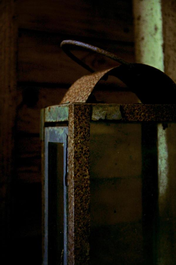 Lantern Photograph - Light Decay by Odd Jeppesen