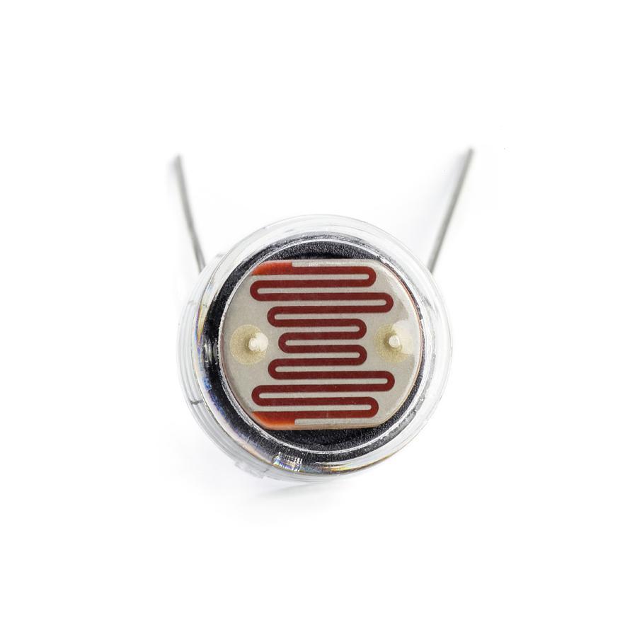 Famous Electronic Symbols Light Dependent Resistor Component ...