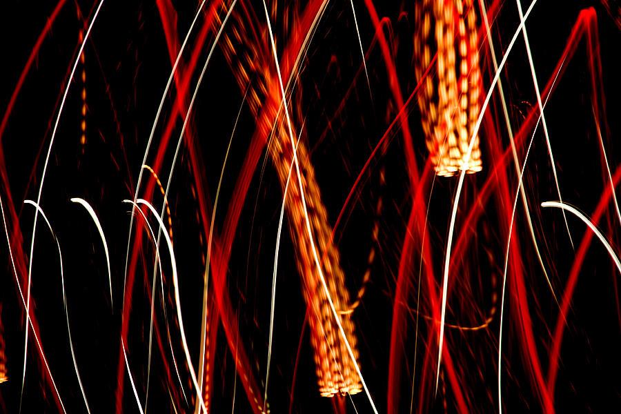Abstract Photograph - Light Fantastic 09 by Natalie Kinnear