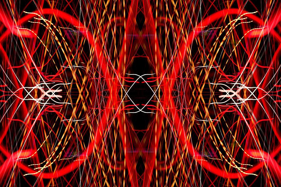 Abstract Photograph - Light Fantastic 25 by Natalie Kinnear