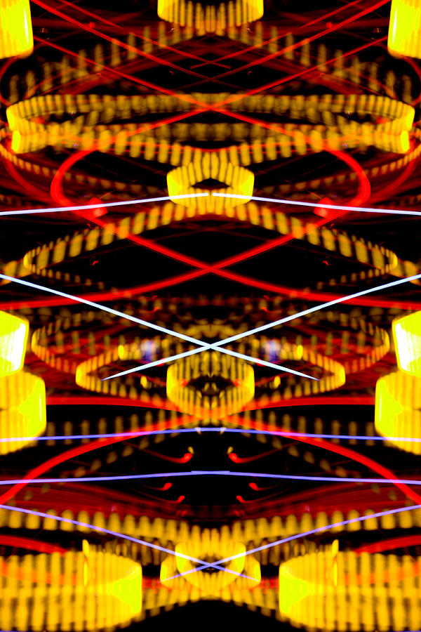 Abstract Photograph - Light Fantastic 36 by Natalie Kinnear