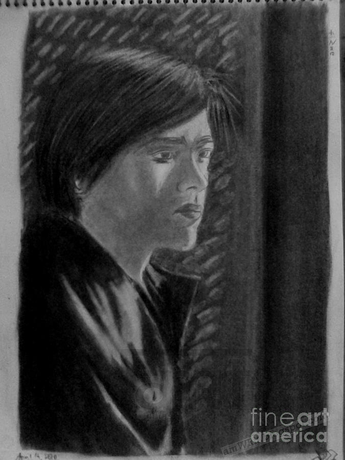 Light Drawing - Light Me by Amwrit Puri