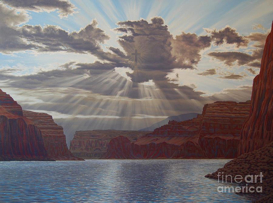 Light of the World by Cheryl Fecht