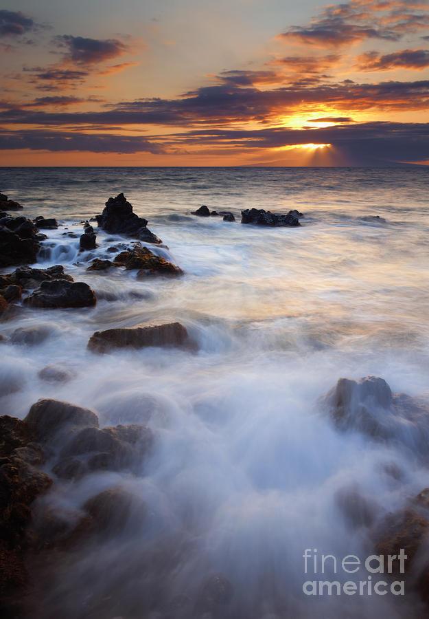 Lanai Photograph - Light Over Lanai by Mike  Dawson