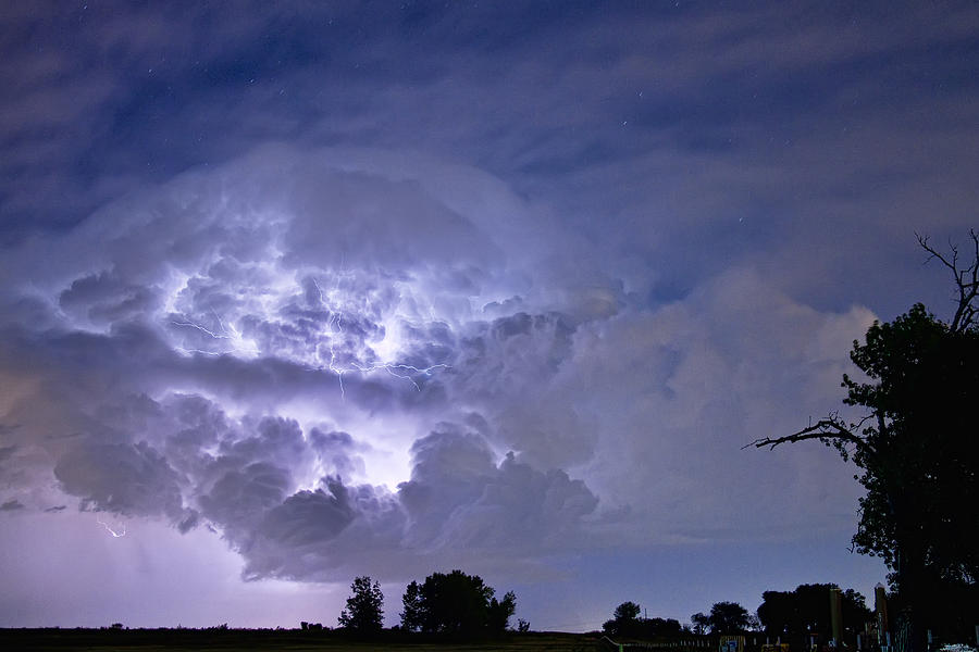 Lightning Photograph - Light Show by James BO  Insogna
